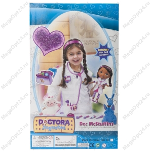 Кукла Доктор Плюшевая