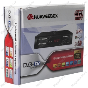 ТВ приставка Huaveebox DVB-T2