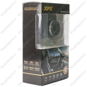 Автомобильный видеорегистратор ХРХ ZX63 (квадратный)