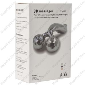 3D Массажер для лица и тела ZL-206