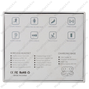 Беспроводные наушники HBQ-Q18