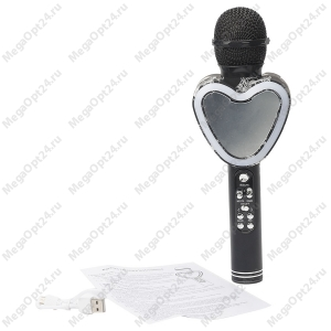 Караоке-микрофон WIRELESS Q5