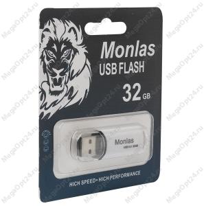 Флеш-накопитель Monlas 32 Gb