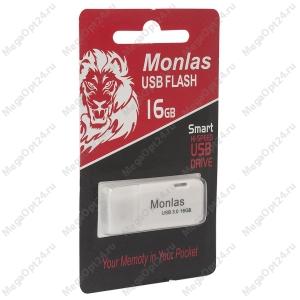 Флеш-накопитель Monlas 16 Gb 3.0