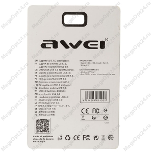 Флеш-накопитель Awei 32 Gb 3.0