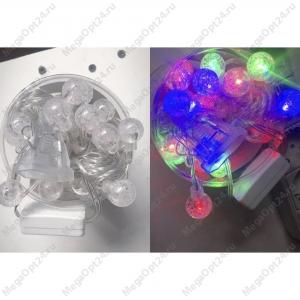 Светодиодная гирлянда 40 ламп 5 м