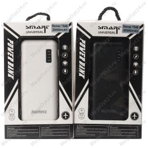 Внешний аккумулятор Powerbank Remax YS47 20000mAh