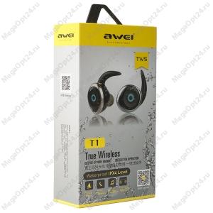 Беспроводные наушники Awei T1 Twins Earphones