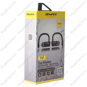 Беспроводные наушники Awei T2