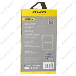 Беспроводные наушники Awei A888bl