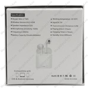 Беспроводные наушники Mini-2