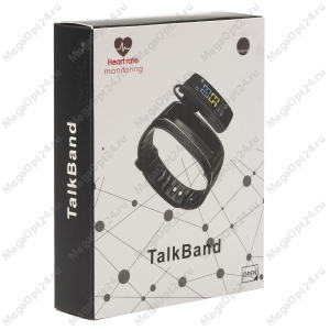 Фитнес-браслет с гарнитурой TalkBand