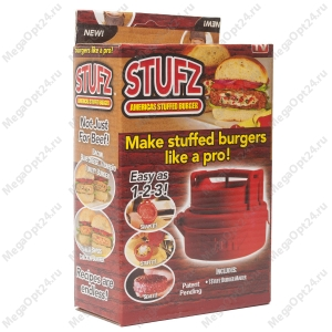 Форма для гамбургеров Stufz Hamburger