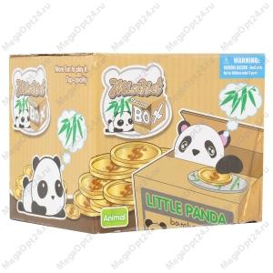 Интерактивная копилка Mischief Saving Box Little Panda