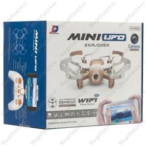 Квадрокоптер JXD-512DW Mini UFO Explorer FPV