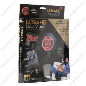 Антенна цифровая Ultra HD Clear Vision