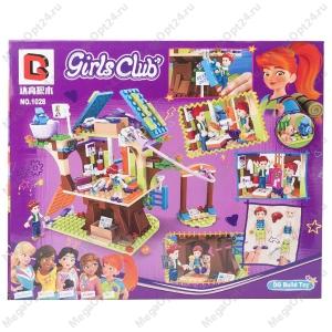 Конструктор Girls Club 1028