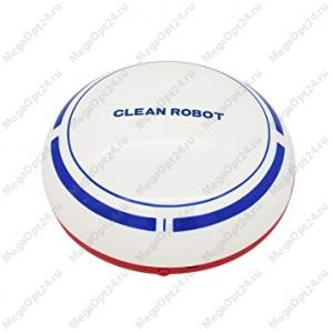 Мини робот пылесос Clean Robot