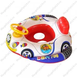 Круг для плавания с сиденьем Машина