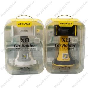 Держатель для телефона Awei CarHolder Х8