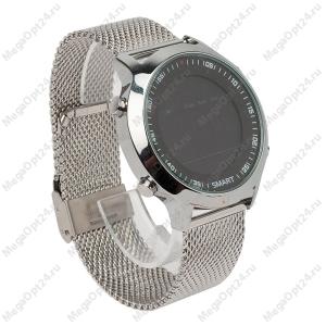 Умные часы Sports Smart Watch EX18 стальные