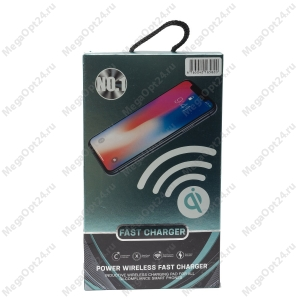 Внешний аккумулятор Power Wireless Fast Charger