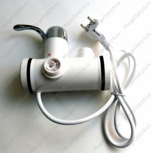 Мгновенный нагреватель воды для крана и душа