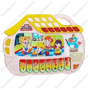 Интерактивное пианино для обучения Happy school