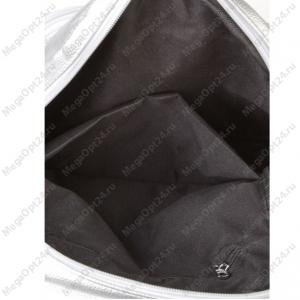 Рюкзак с декоративными молниями