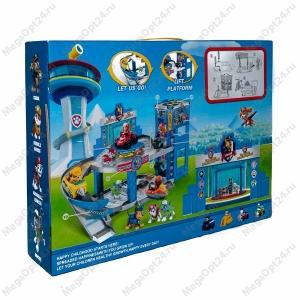 Игровой набор Полицейская станция