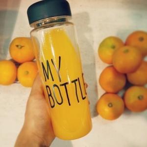Стильная бутылка My Bottle