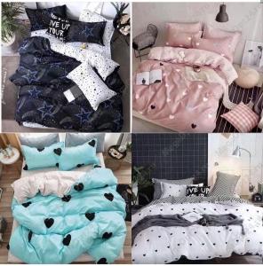 Комплект постельного белья евро Fuanna Home Collection