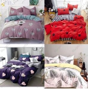 Комплект постельного белья семейный Fuanna Home Collection