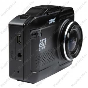 Видеорегистратор с радар-детектором XPX G575-STR