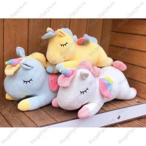 Мягкая игрушка Единорог 35 см