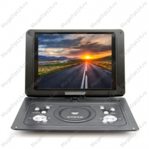 Портативный DVD плеер с цифровом тюнером DVB-T2 LS-140T