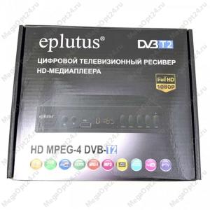Цифровой HD TV-тюнер DVB-T2 Eplutus DVB-165T