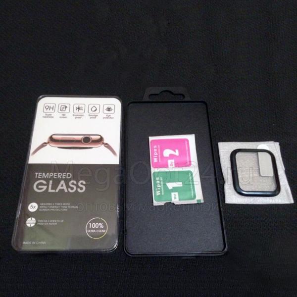 Защитное стекло для Apple Watch Tempered Glass 38 см