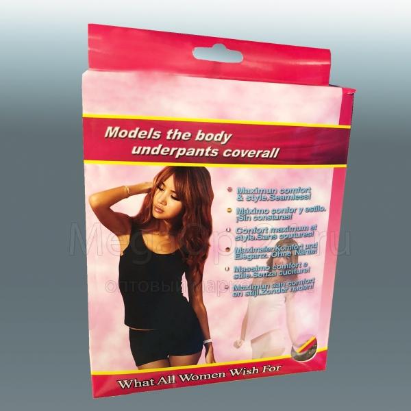 Корректирующая майка Models the body underpants coverall