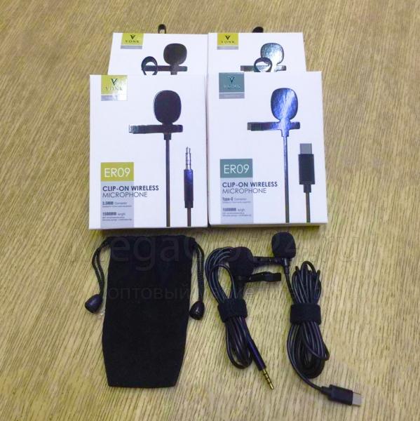 Микрофон Type-C VONK ER09