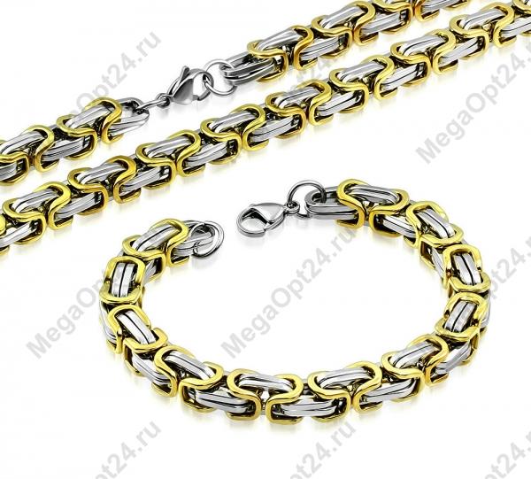 Цепи и браслеты