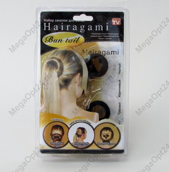 Заколки для волос Hairagami