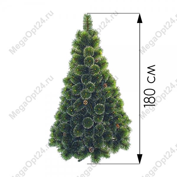 Новогодняя ёлка (180 см)