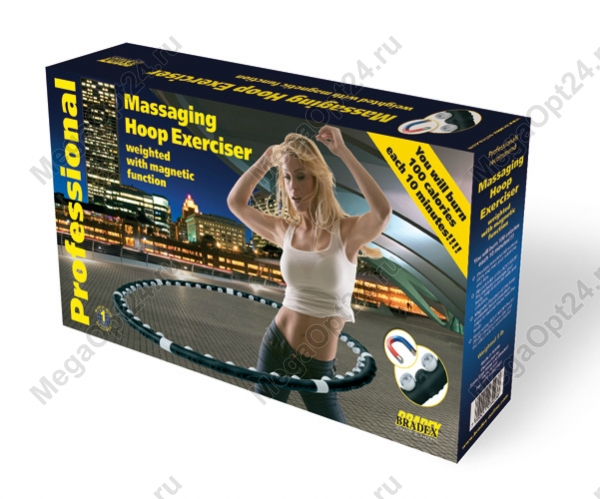 Массажный обруч Massaging Hoop Exerciser