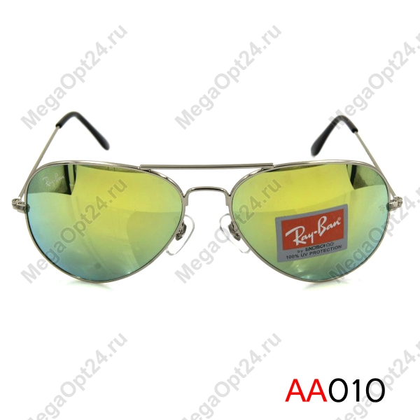 Очки RB Авиатор (стекло)
