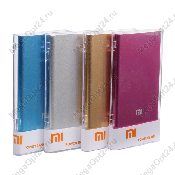 Xiaomi Mi Power Bank 10000 mAh оптом