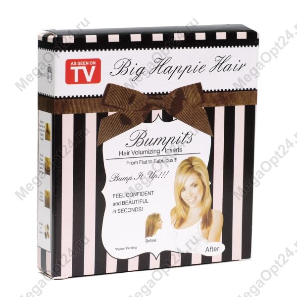 Заколка для придания объема прическе Bumpits Big Happie Hair