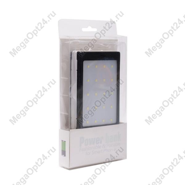 Power Bank на солнечных батареях For smart iphone 20000 мАч оптом