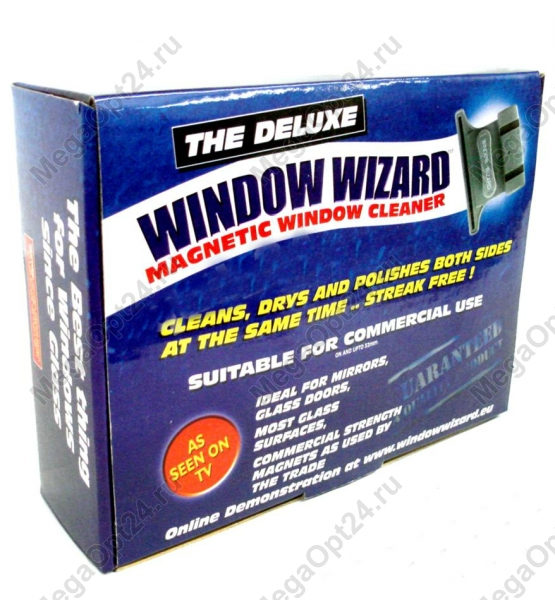 Чудо щетка с магнитами  Window Wizard оптом