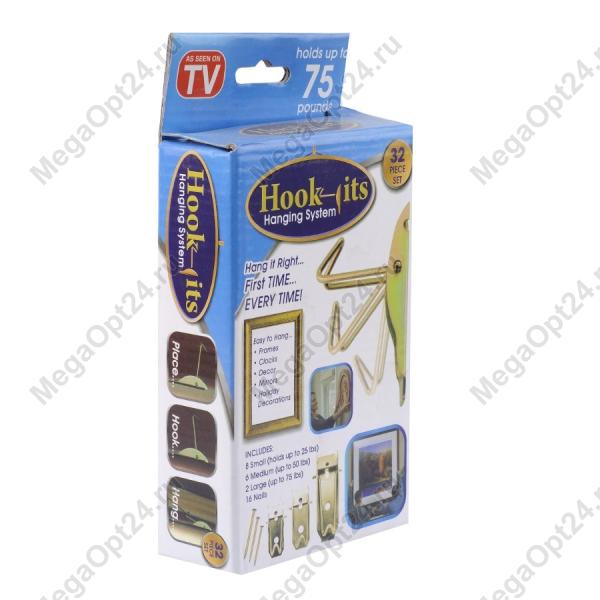 Комплект крючков Hook - its оптом